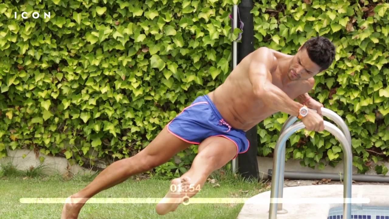 El reto de los 4 minutos uf qu calor 5 ejercicios for Ejercicios en la piscina