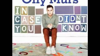 Olly Murs- Oh My Goodness- In Case You Didn't Know Album