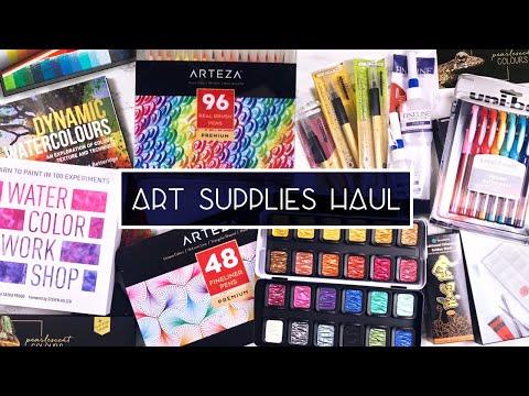 huge-chicago-art-supplies-haul-(blick,-hobby-lobby-&-more)