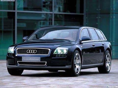 #152.Audi Avantissimo 2001 (АВТОКОНЦЕПТ)