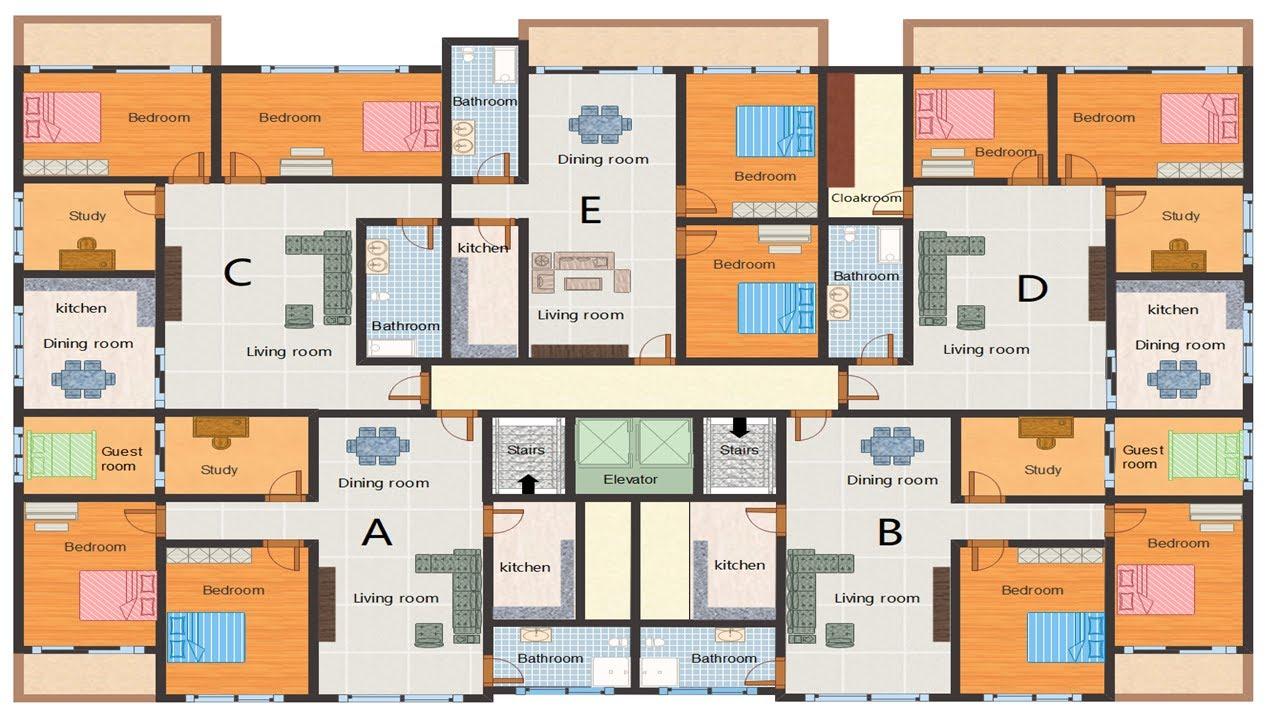 Video Tutorial - Create a floor plan