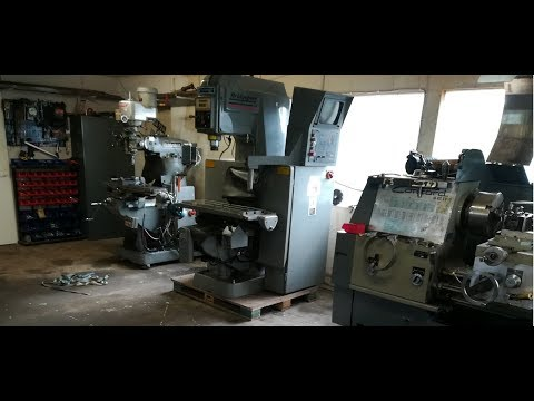 "Bridgeport CNC cheap ""retrofit"""
