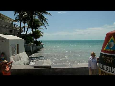 Southernmost Point Continental United States, Key West Florida