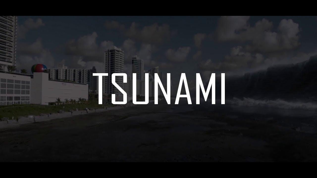 Mohamed Ramadan - Tsunami [ Lyrics video ] / إعصار محمد رمضان