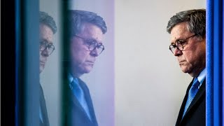Attorney General William Barr Looking Into Reviewing FBI's Russia Investigation