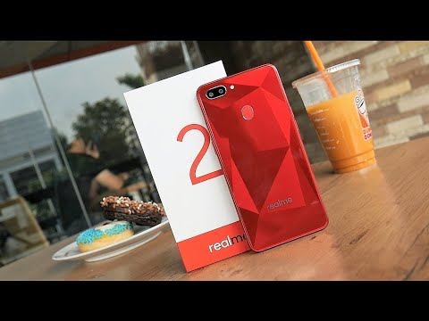 Realme 2 Diamond Red Resmi Indonesia : Hands-On