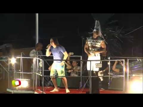 Wesley Safadão e Léo Santana - Tentativas Em Vão com Parangolé Carnaval 2012