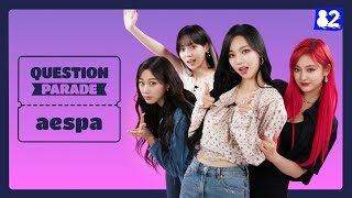 Download lagu (CC) 💥 When Your Best Friends Are Next Level 💥ㅣQuestion Parade w/ aespa
