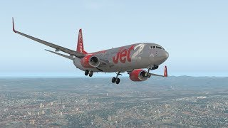 На Мадейру на Boeing 737-800! (LPPT - LPMA)