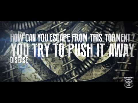 The Convalescence - The Human Disease (Official Lyric Video)