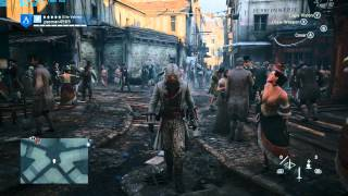Assassin's Creed Unity PC Patch 4 Performance (Max settings)