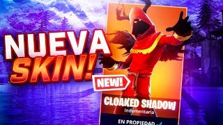 THE NEW SKIN MORE TENEBROSA DE FORTNITE!!