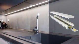 Линейные LED светильники в интерьере(, 2016-02-24T13:11:23.000Z)