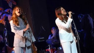 First Aid Kit - If It Be Your Will (Leonard Cohen) @ Dramaten 2017