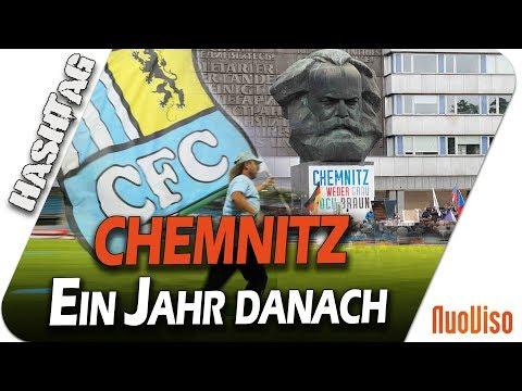 #Chemnitz - Ein Jahr danach - Frank Stoner im Gespräch mit Frank Höfer