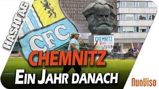 Chemnitz - Ein Jahr danach - Frank Stoner im Gespräch mit Frank Höfer