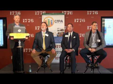 Brainsy presents at Crowdfunding Professional Association (CfPA) Annual Conference