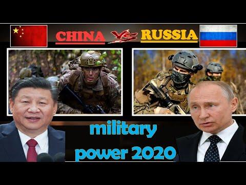 china vs russia military power comparison 2020. russia vs china superpower  war who will win ?