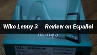 Wiko Lenny 3 Review en Español