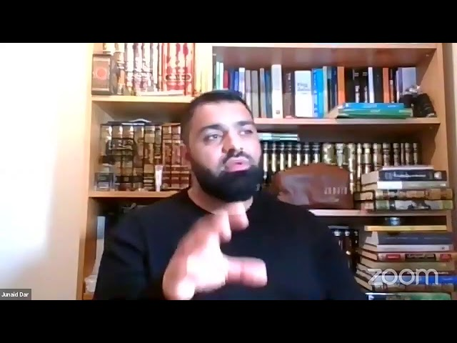 Tafsir ul Quran - Lesson 34 -Verse 224 Swearing using Alllah's name (oath)