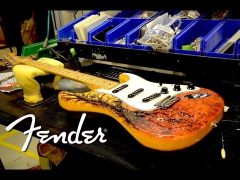 Fender Custom Shop 2014 Custom Deluxe Telecaster | Fender from YouTube · Duration:  4 minutes 23 seconds