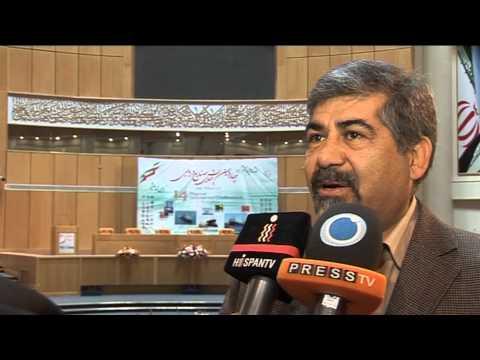 14th Marin Industry in Tehran, PRESS TV
