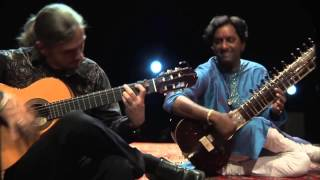 Indialucia plays Kyabathe - Flamenco & Indian Fusion
