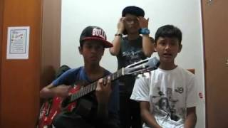 Malique ft Black   Teman Pengganti cover