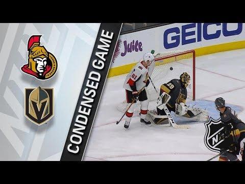 Ottawa Senators vs Vegas Golden Knights March 2, 2018 HIGHLIGHTS HD