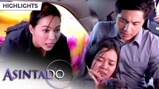Asintado: Ana and Gael help a pregnant woman | EP 79