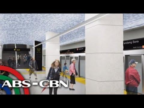 TV Patrol: Konstruksiyon ng Metro Manila Subway sisimulan na