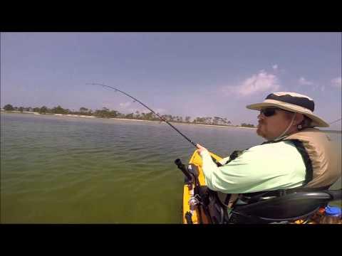 4/26/14  - Kayak Fishing St. Andrews Sound