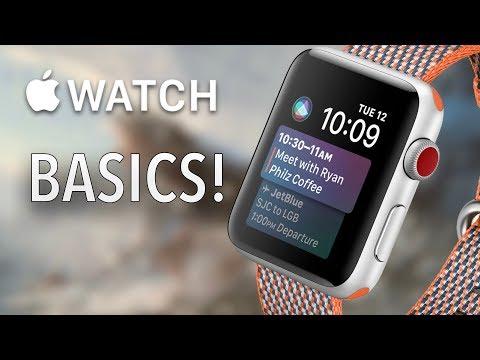 Apple Watch User Guide & Tutorial! (Apple Watch Basics!) Mp3