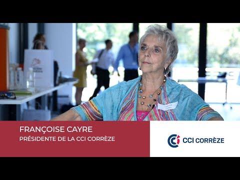 Fraçoise CAYRE - CCI Corrèze