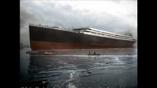 A color story of the RMS OLYMPIC