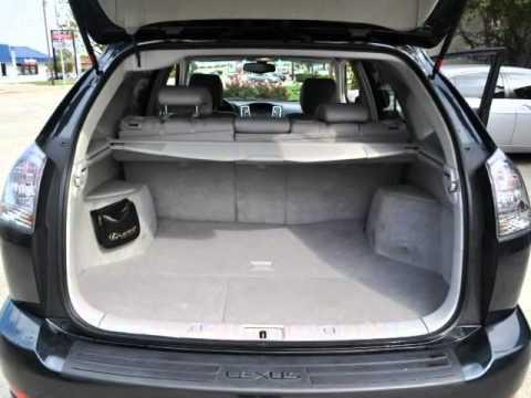 2005 Lexus RX330 Thunder Cloud Edition (Duncanville, Texas) - YouTube