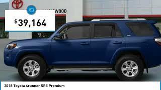 2018 Toyota 4runner SR5 Premium Maplewood, St Paul, Minneapolis, Brooklyn Park, MN J14235