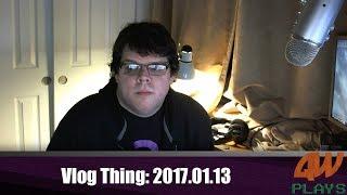 Vlog Thing | 2017.01.13 | Katelyn Nicole Davis Suicide