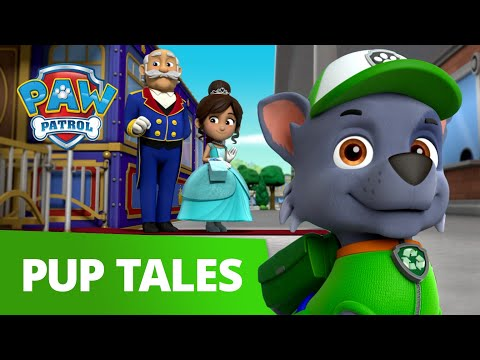 PAW Patrol | Pups Save the Royal Armor! | Rescue Episode | PAW Patrol Official & Friends