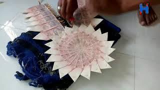 Noto Ki Mala How To Make Garland With Note Youtube Safatik mala ko pahanne ka kya laabh hota hai स्फटिक माला का प्रभाव. noto ki mala how to make garland with note