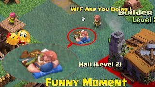 CLASH OF CLANS FUNNY MOMENTS,GLITCHES,FAILS & TROLL 2018 #5