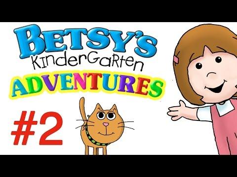 Betsy's Kindergarten Adventures - Full Episode #2