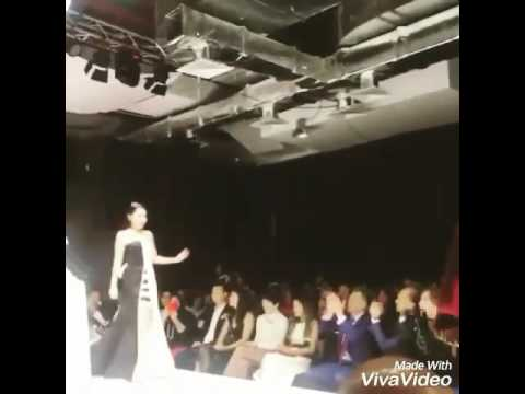 Dominique Chan Couture at Asia Fashion Festival STYLO