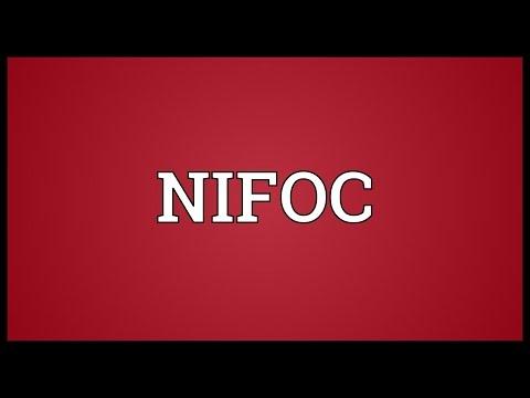 NIFOC Meaning
