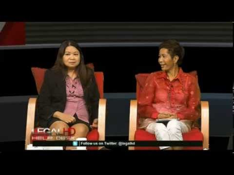 Legal HD Episode 68 - Rights of Women in the Workplace