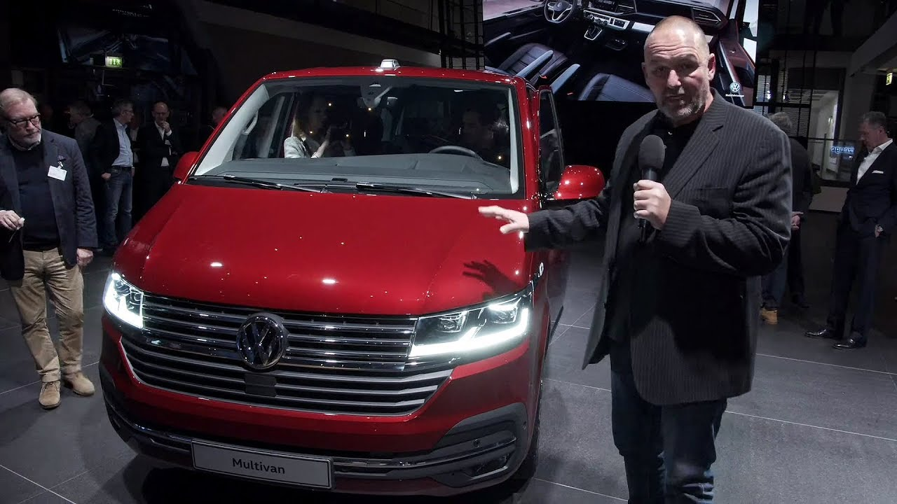 2020 Volkswagen Transporter T6 (T6.1) World Premiere ...