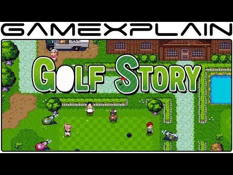 Golf Story - Game & Watch (Nintendo Switch)