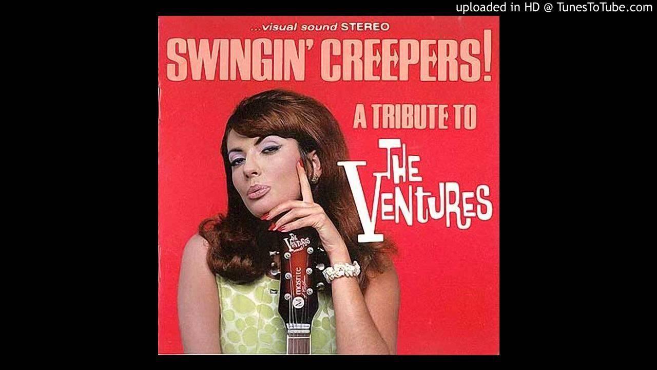 Ventures swinging creeper
