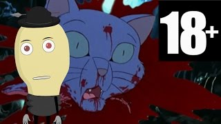 """[Пиксарыч] Мультфильм """"Фелидэ"""".Мертвые кошки и Хэллоуин #7"""