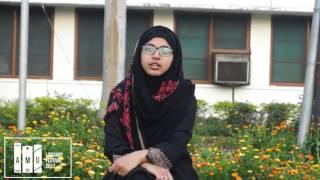 Why at AMU LitFest 2017   Guest: Hilal Ahmad 2017 Video